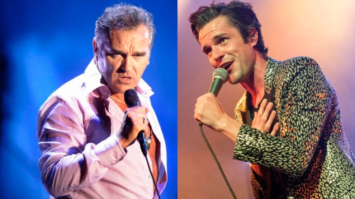 The Killers coveran a The Smiths y Morrissey