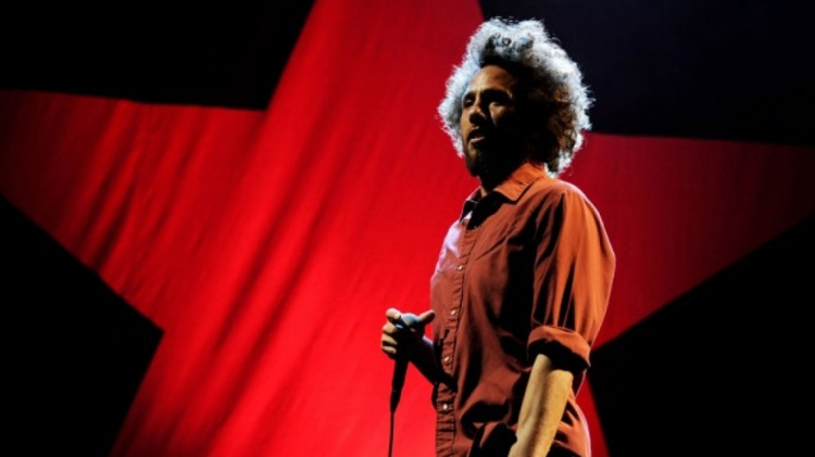Zack de la Rocha, de Rage Against The Machine, cumple 48 años