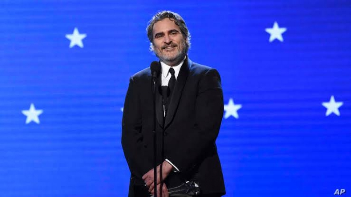 'Joker' gana Actor y Banda Sonora en los Critics' Choice Awards 2020