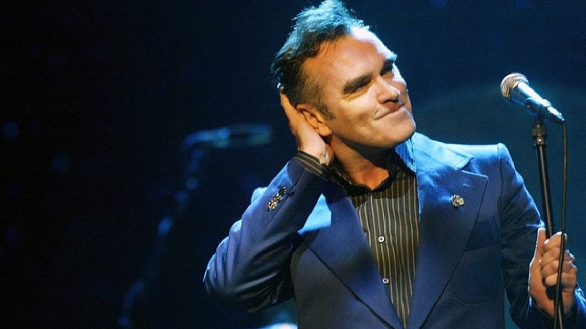 Morrissey, la leyenda de The Smiths