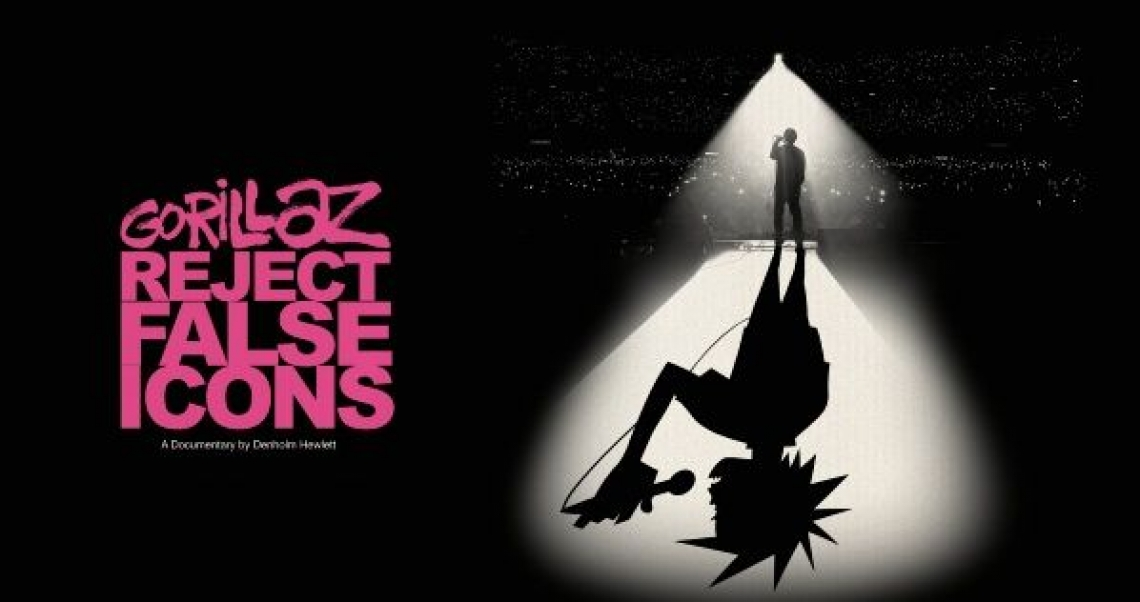Gorillaz estrenan su película 'Reject False Icons'