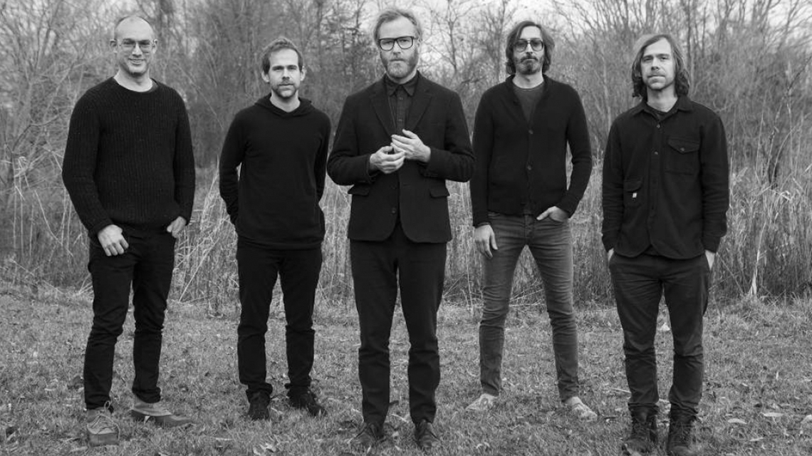 The National coverean a Ramones en vivo