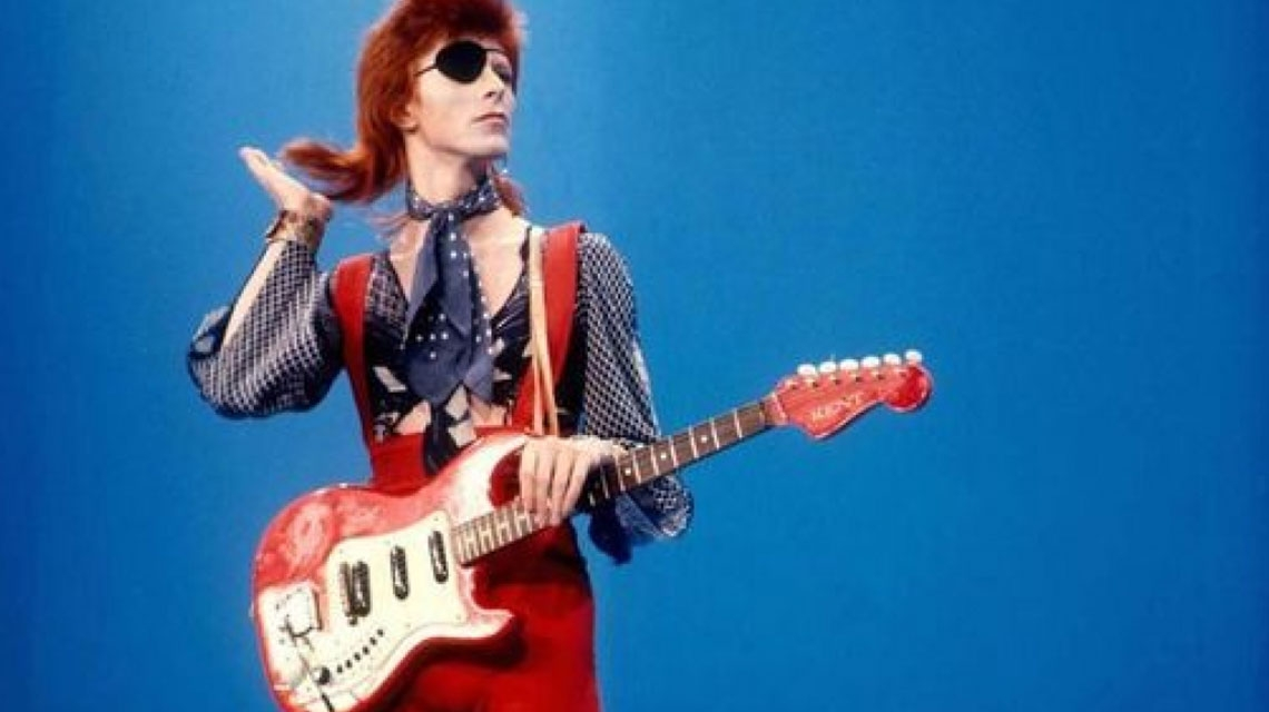 David Bowie y el final de Ziggy Stardust