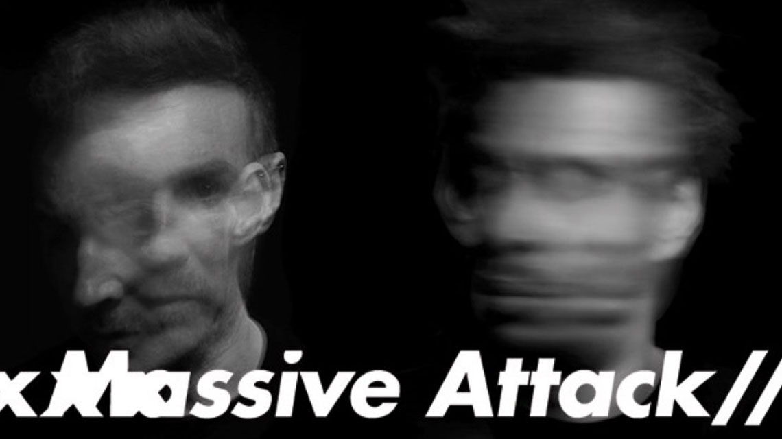 Massive Attack reacomodan su actual gira