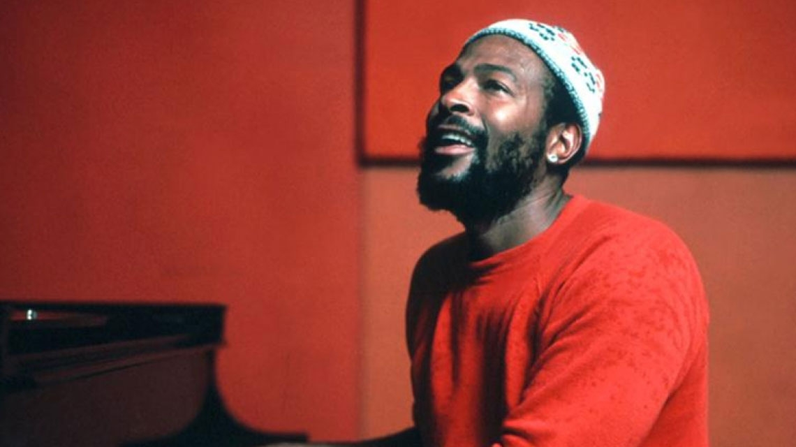 Marvin Gaye, a 46 años de 'Mercy Mercy Me (The Ecology)'