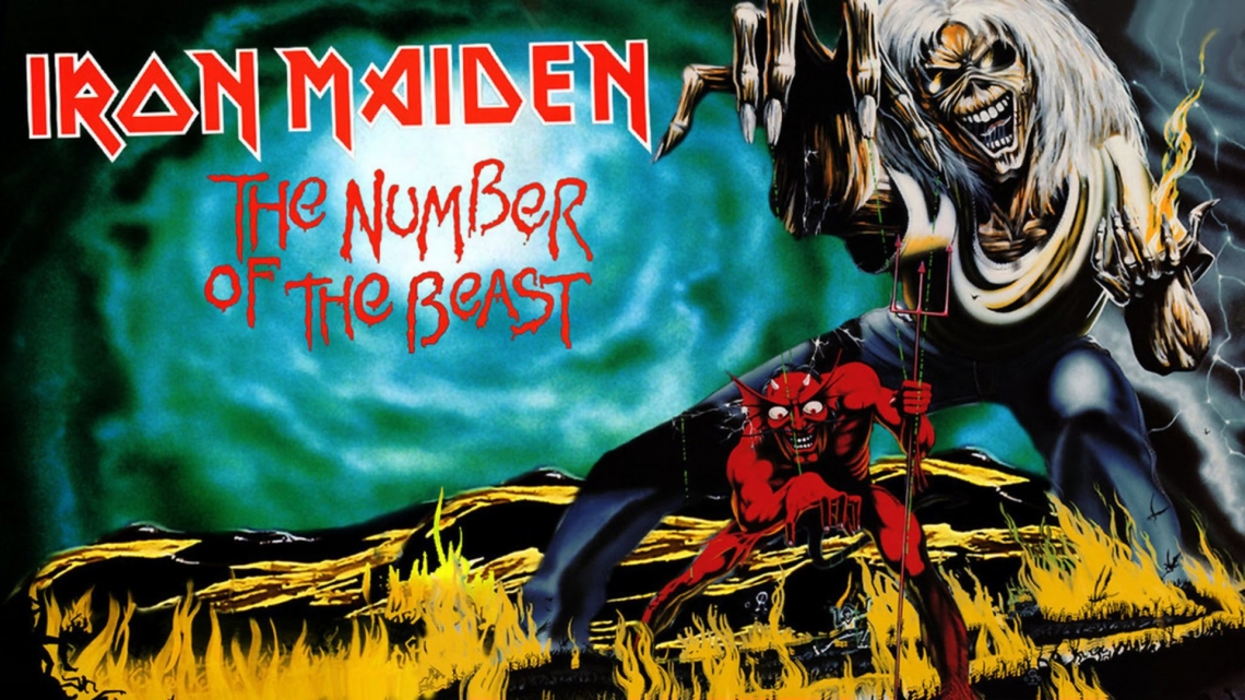 'The Number Of The Beast', la obra maestra de Iron Maiden