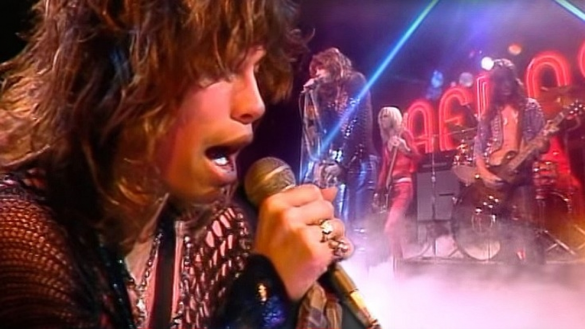 Aerosmith, a 45 años de 'Dream On'
