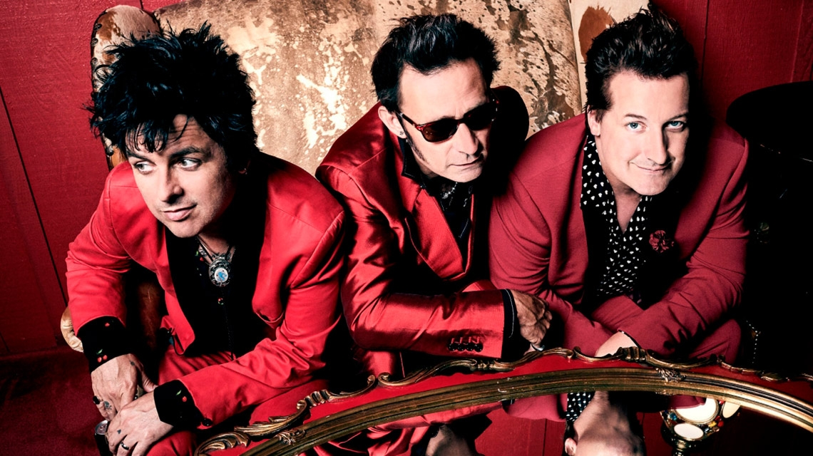 Green Day, listos para estrenar su disco 'Father Of All Motherfuckers'