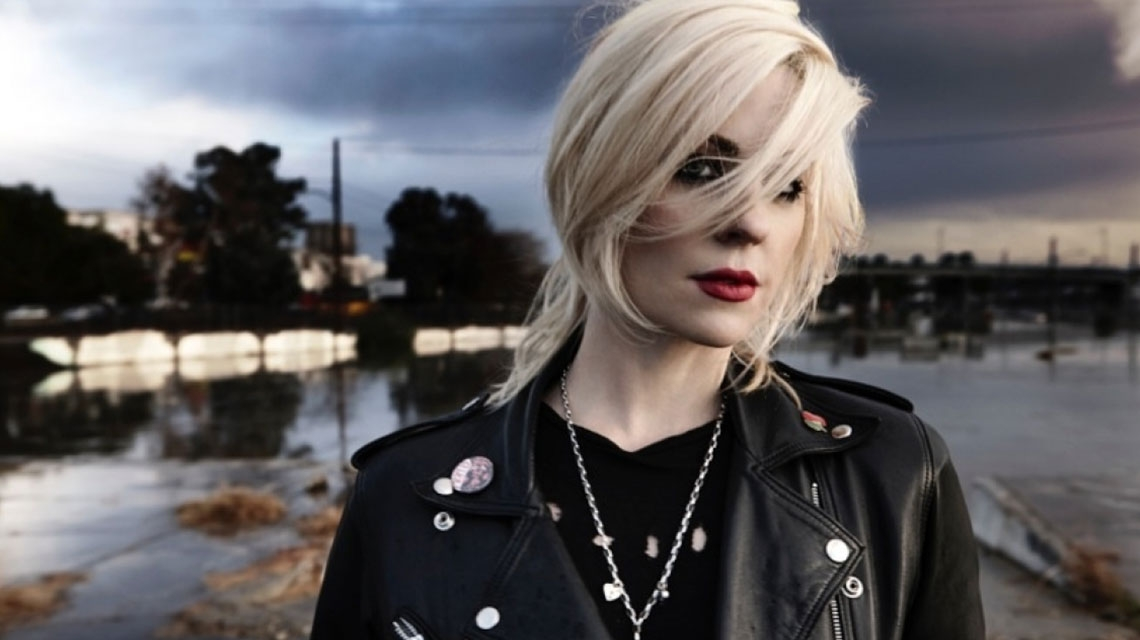 Brody Dalle, ícono de The Distillers y Spinerette