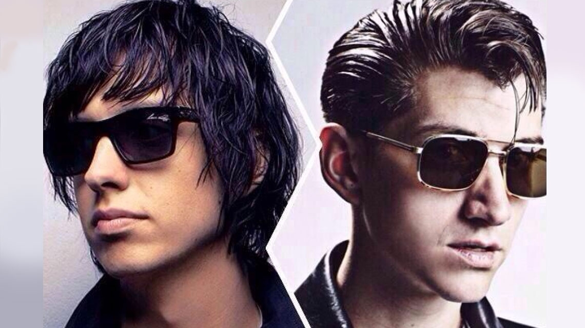 Alex Turner, fan de The Strokes