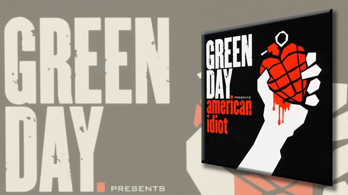 Green Day, a 13 años de 'American Idiot'