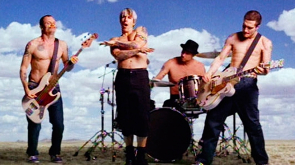 Red Hot Chili Peppers, a 20 años de su tema 'Californication'