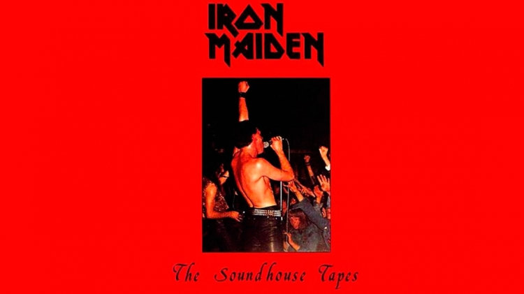 'The Soundhouse Tapes', disco debut de Iron Maiden, cumple 40 años