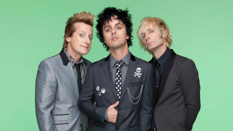 ¡Feliz Día de Green Day!