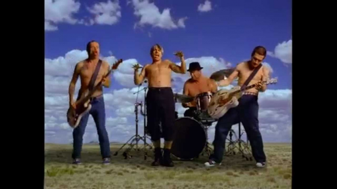Red Hot Chili Peppers y su gran éxito 'Californication'
