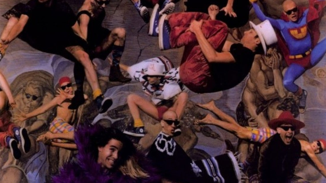 Red Hot Chili Peppers, a 32 años de 'Freaky Styley'