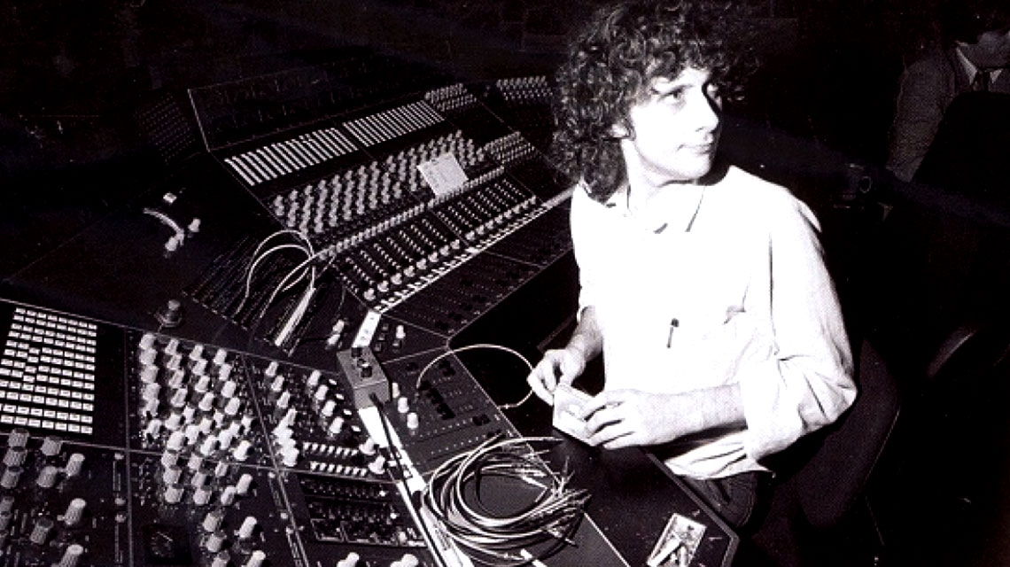 Los mejores productores - Martin Hannett