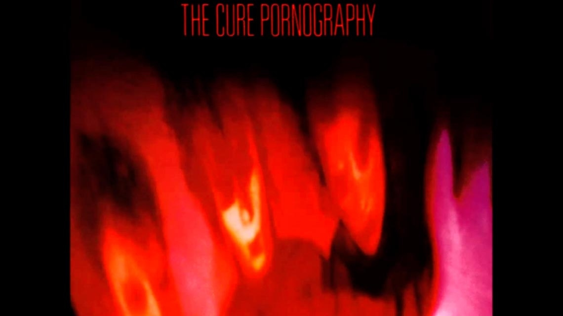 The Cure, a 35 años de 'Pornography'