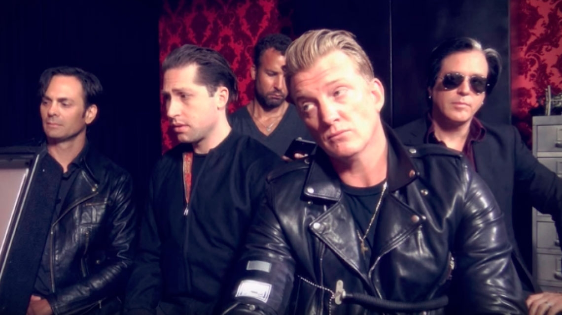 Queens Of The Stone Age preparan nuevo disco