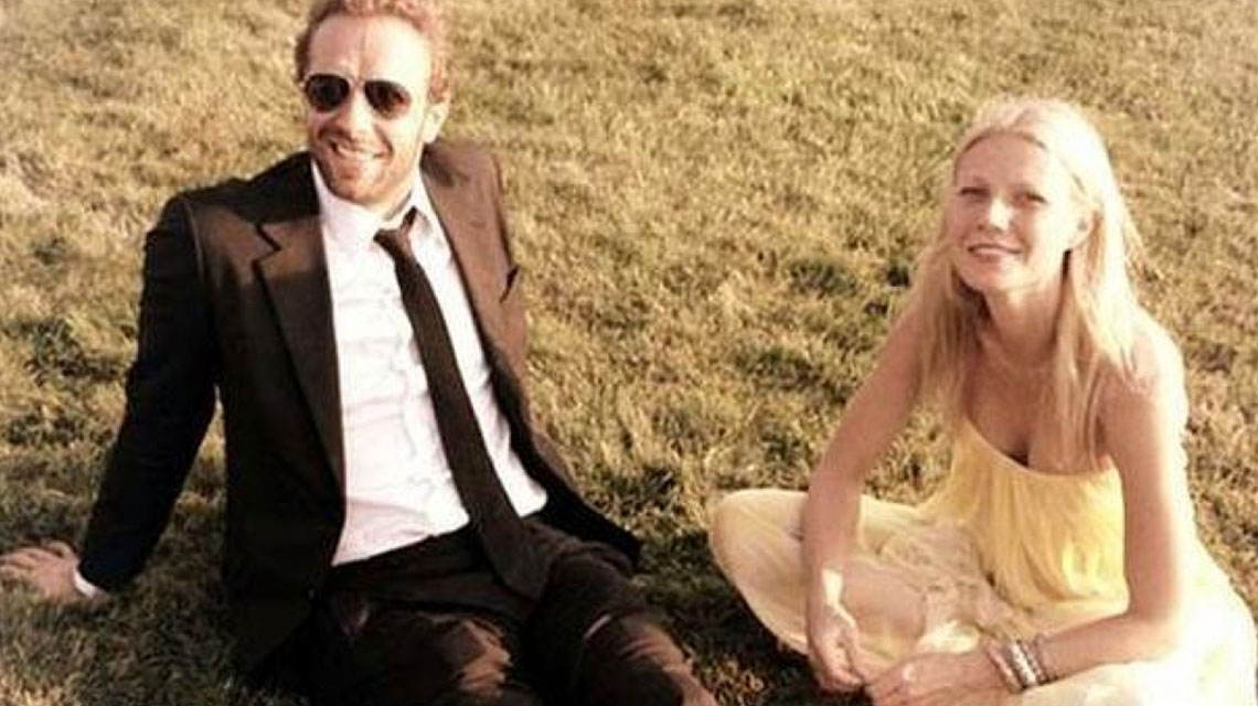 Chris Martin y su amistoso divorcio de Gwyneth Paltrow