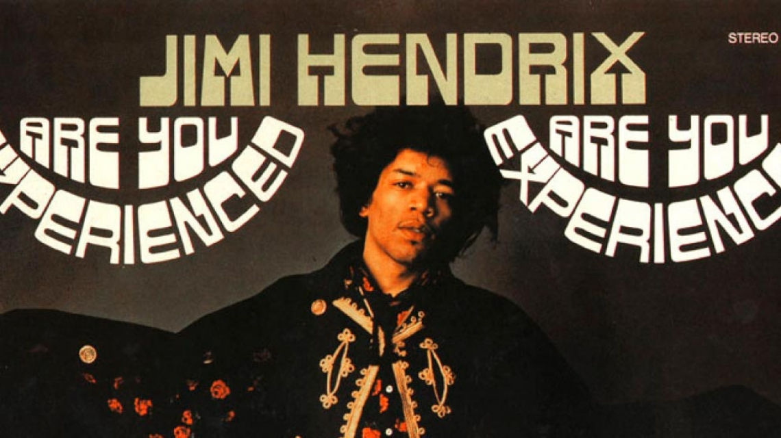 'Are You Experienced', el gran disco de Jimi Hendrix