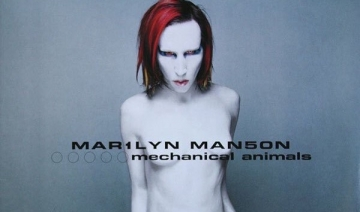 'Mechanical Animals', de Marilyn Manson, cumple 20 años