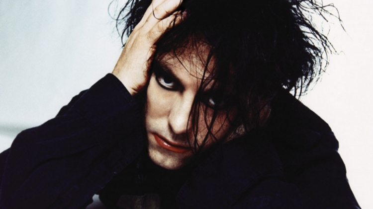 Robert Smith, la gran voz de The Cure