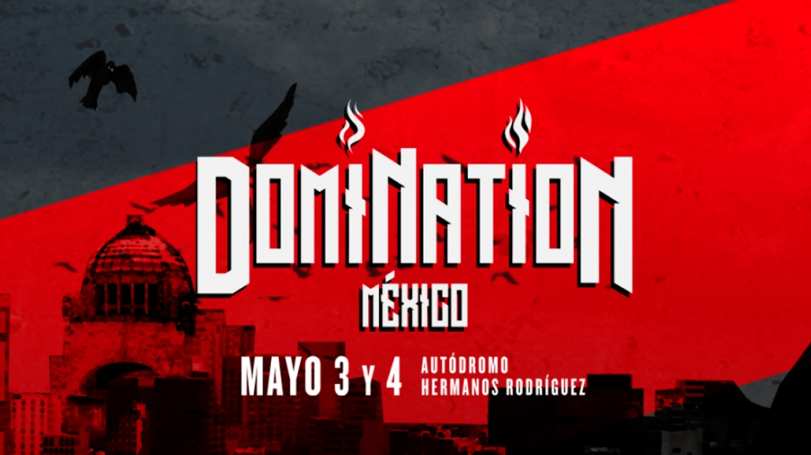 Ganadores de boletos para Domination