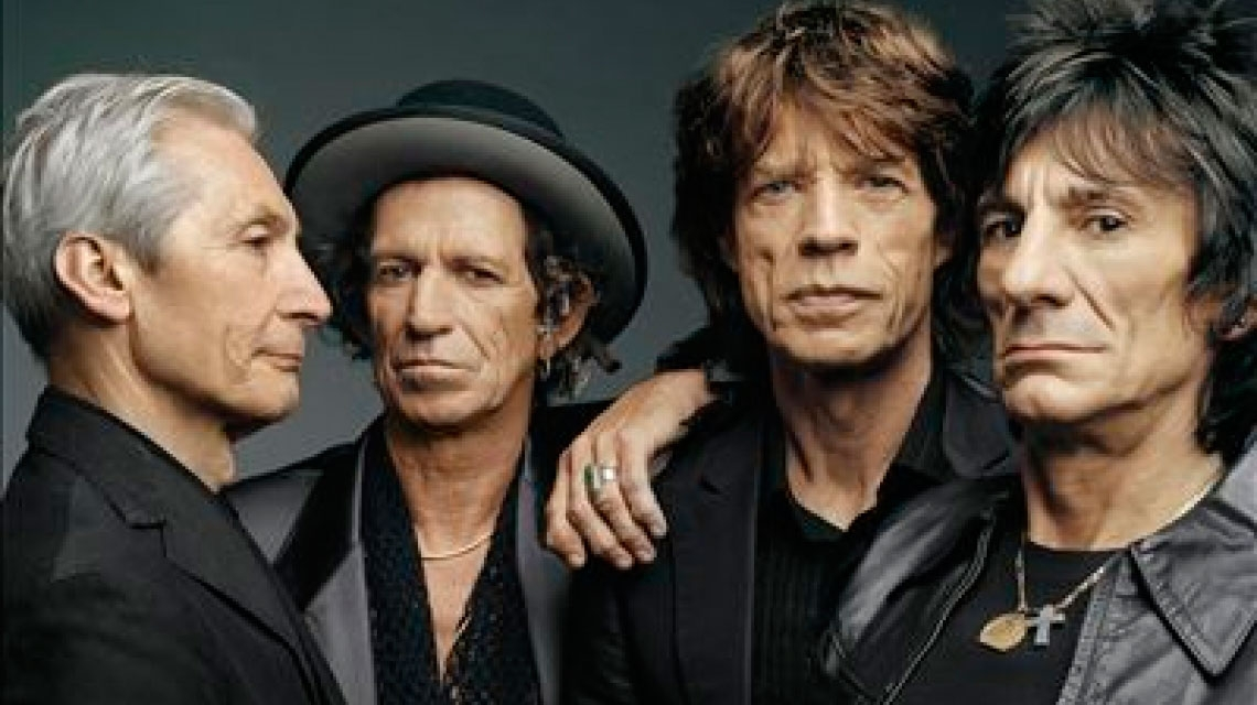 The Rolling Stones lanzan lyric video para 'She's a Rainbow'