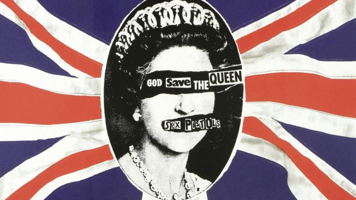 40 años de 'God Save The Queen' de The Sex Pistols