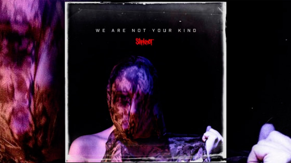 Slipknot lanzan su disco 'We Are Not Your Kind'