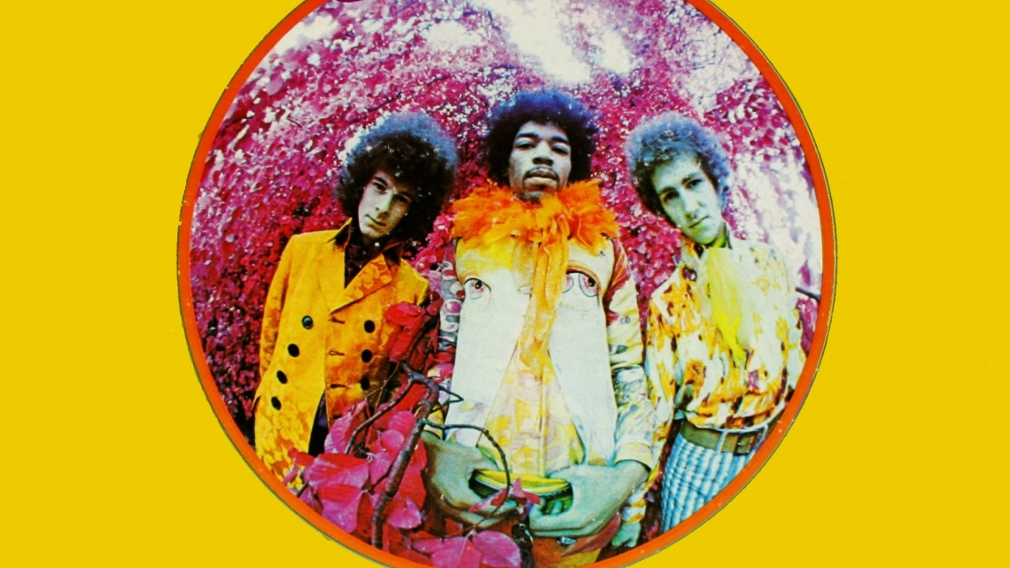 50 años de 'Are You Experienced' de The Jimi Hendrix Experience