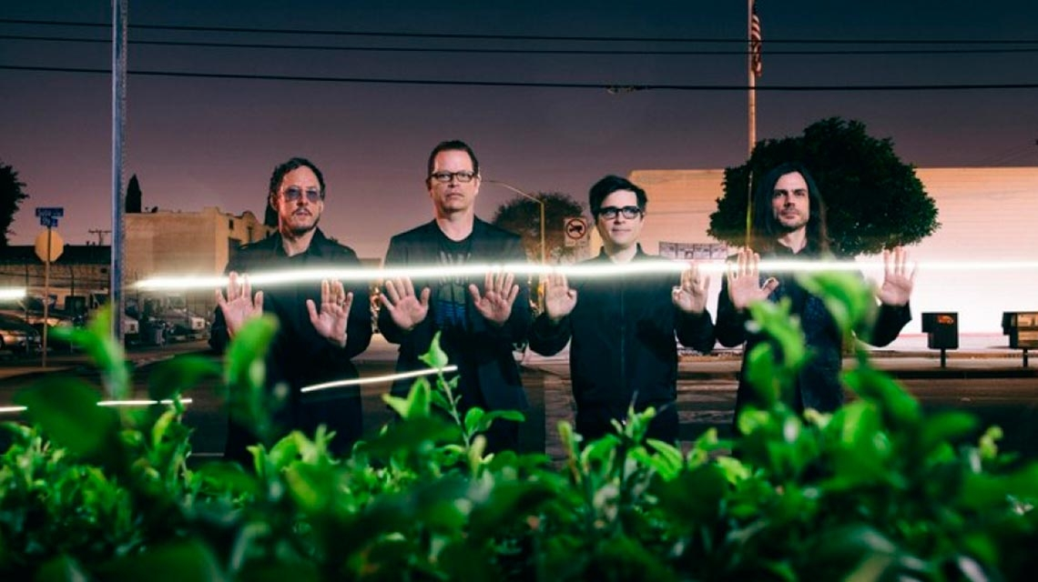 Weezer y el éxito de 'The End Of The Game'