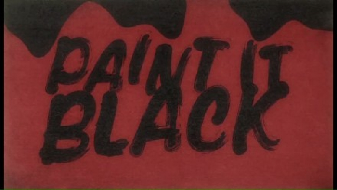 The Rolling Stones, a 51 años de 'Paint It, Black'