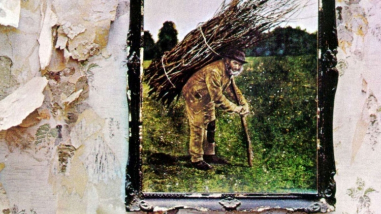 'Led Zeppelin IV', de Led Zeppelin, cumple 48 años