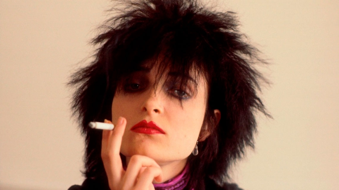 Las mejores cantantes - Siouxsie Sioux