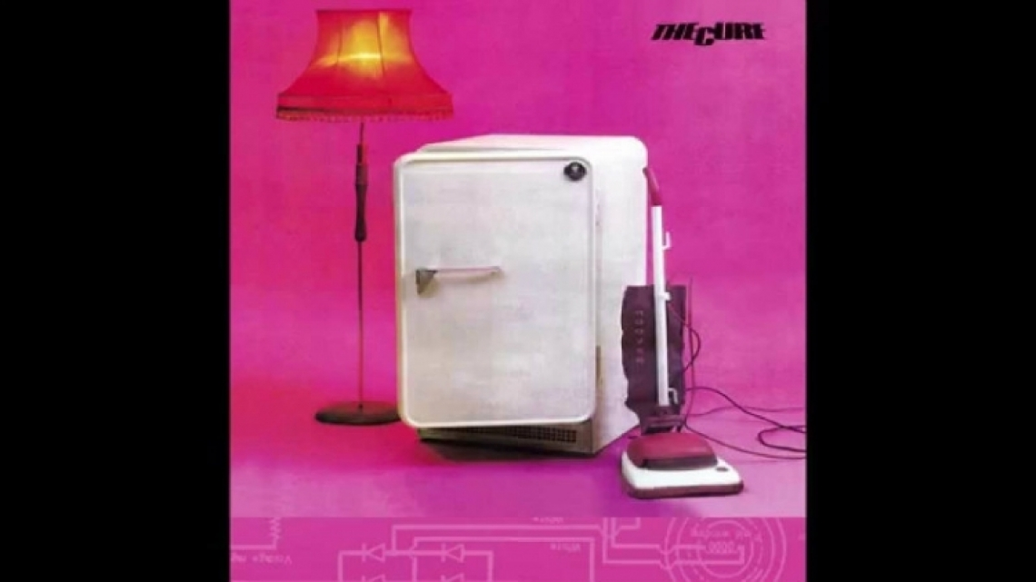 The Cure, a 39 años de su álbum debut 'Three Imaginary Boys'