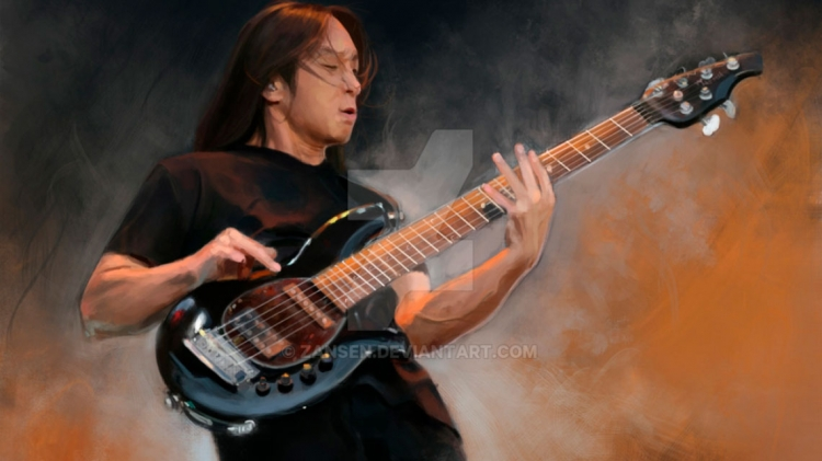 John Myung, de Dream Theater cumple 51 años