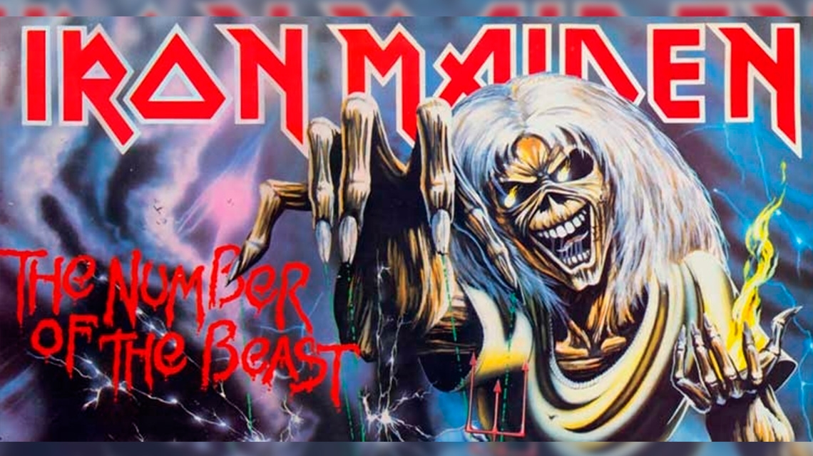 Iron Maiden, a 37 años del disco 'The Number Of The Beast'