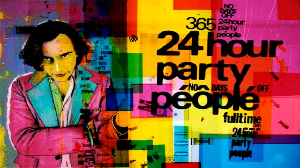 '24 Hour Party People', una de las grandes películas de Rock