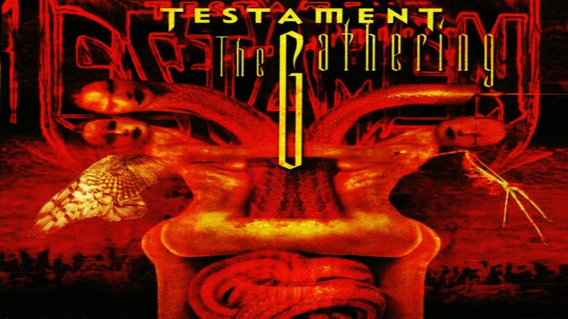 Testament, a 18 años de su disco 'The Gathering'