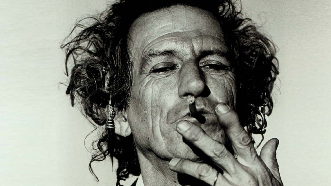 Keith Richards, aburrido de las drogas