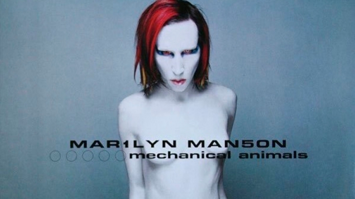 Marilyn Manson, a 20 años de 'Mechanical Animals'