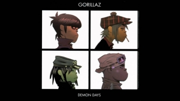 Gorillaz, a 16 años del disco 'Demon Days'
