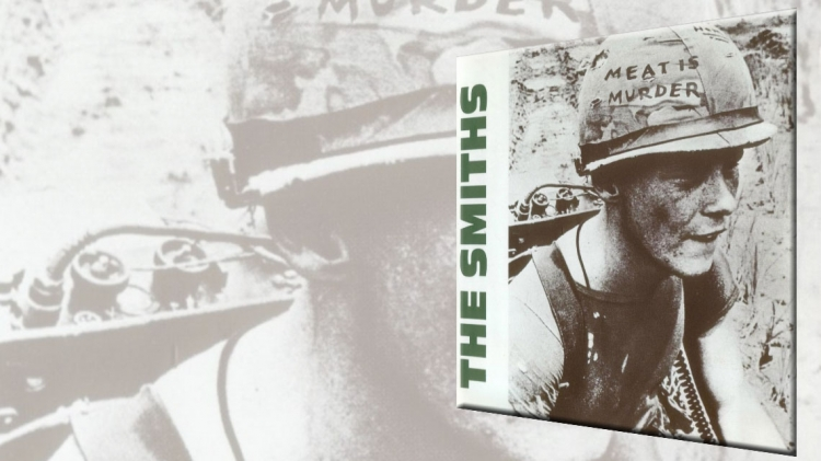 The Smiths, a 33 años de 'Meat Is Murder'