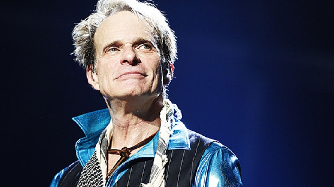 David Lee Roth preparaba el regreso de Van Halen