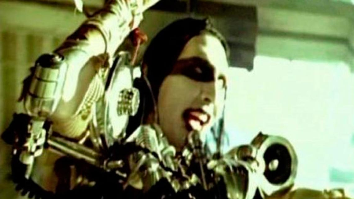 Marilyn Manson, a 20 años de 'The Beautiful People'