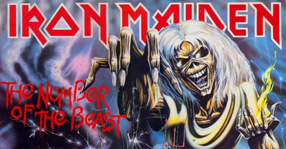 Iron Maiden, a 36 años de 'The Number Of The Beast'