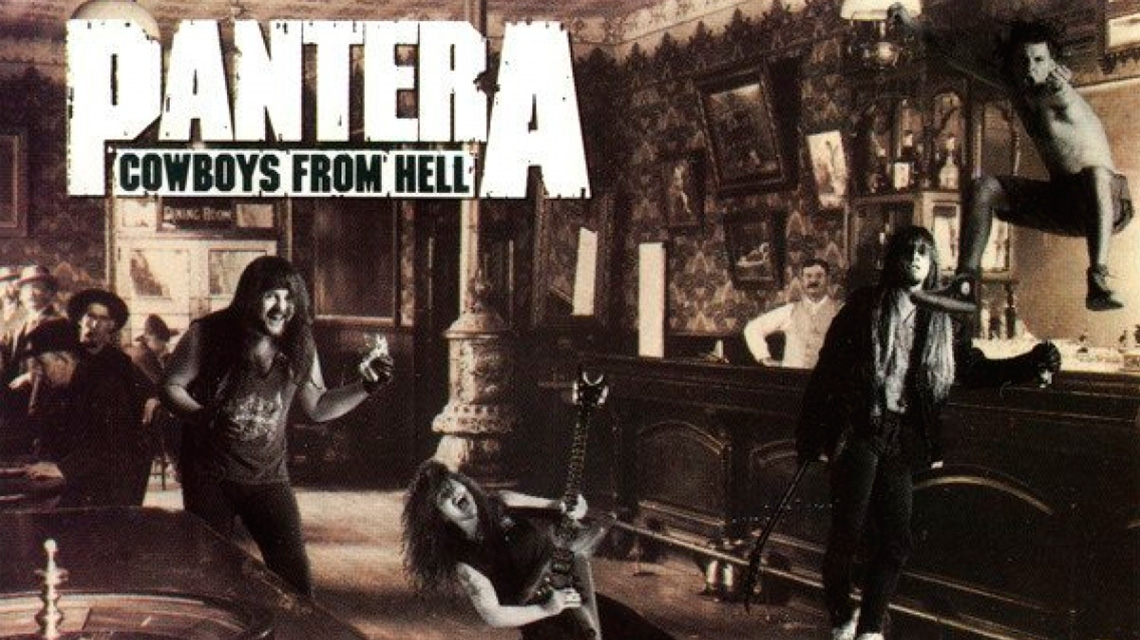 Disco de la semana - 'Cowboys From Hell'
