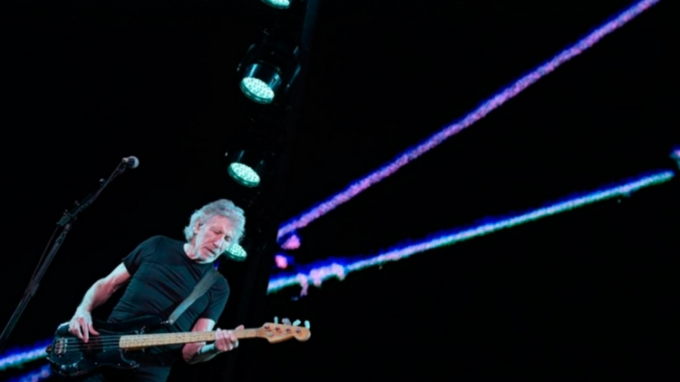Roger Waters triunfó en el Estadio Centenario